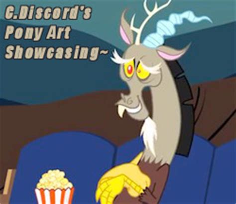 discord ice checking c discord s deviantart pony showcase entry 5 mlp forums