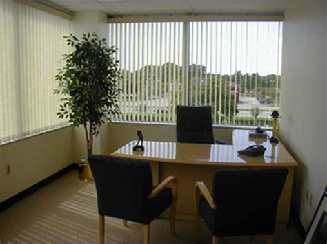 Office Blinds by Commercial Buildings