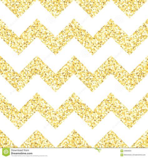 zig zag glitter wallpaper new year seamless gometric pattern with golden stock