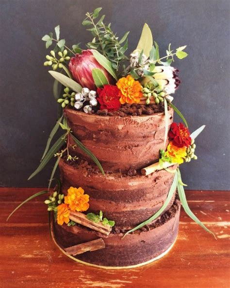 Melbourne's best wedding cakes 2016