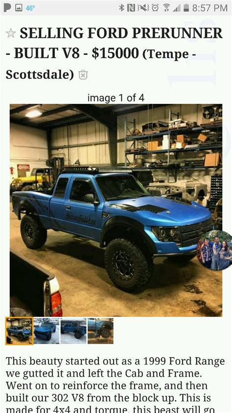 prerunner ranger raptor how about this for a build 1999 ford ranger raptor