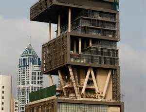 Mukesh Ambani Home Interior Mukesh Ambani S Mumbai Residence Antilia Is The Most
