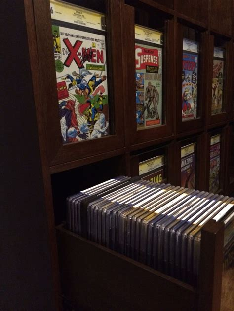 135 best images about comic book storage ideas on
