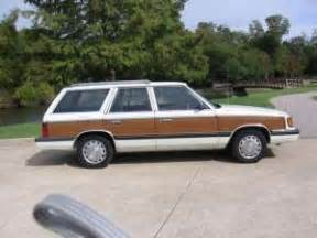 Dodge Aries K Station Wagon 1986 Dodge Aries Woody Wagon 1 Flickr Photo