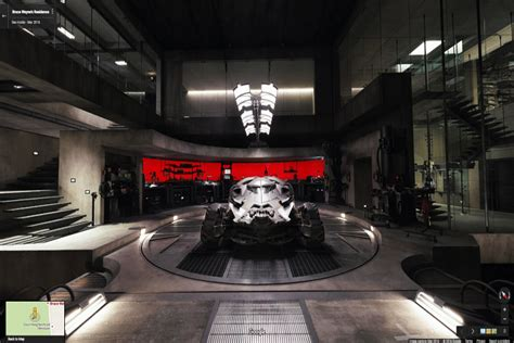 Batcave Garage by Scorpio S Garage You Can Check Out Batman S Batcave On