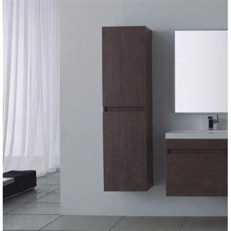 wall linen cabinet bathroom lada quadro a40 wall hung bathroom storage linen cabinet