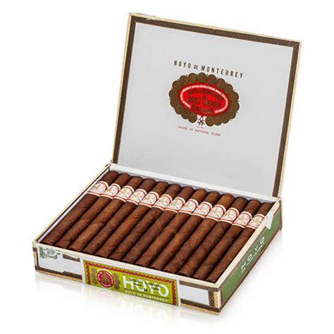Hoyo De Monterrey Coronas Box Of 50 Cigar Cerutu hoyo de monterrey coronas box of 25 sautter of mount