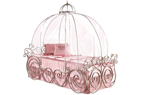 Disney Princess Carriage Bed Elegance Dream Home Design Disney Princess Beds