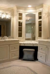 corner bathroom vanity traditional bathroom