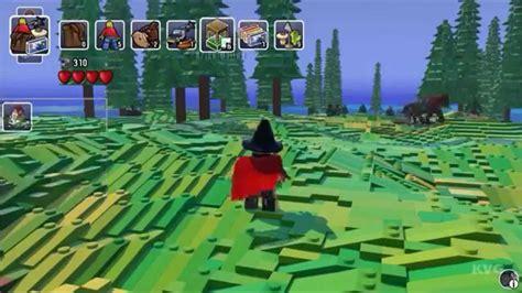 lego worlds gameplay pc hd 1080p