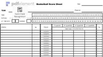 basketball highest score basketball stats sheet template eliolera 25