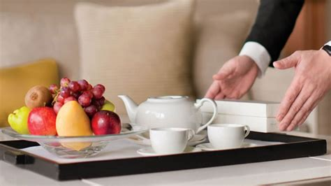 service in in room dining services olivetree hotel