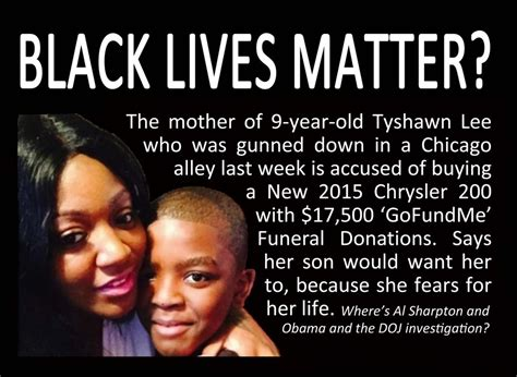 here is your black lives don t matter bloviating zeppelin