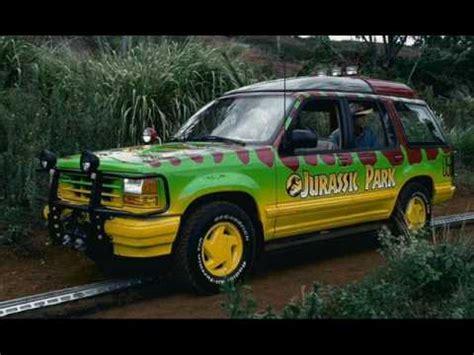 jurassic park car jurassic park car explorer