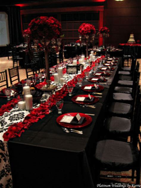 Black And Red Table Settings - 45e8ce2cf12817f630746c7c281aa458 jpg
