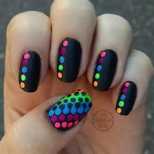 pretty neon nail art designs for your inspiration noted list