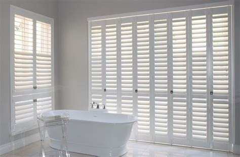 bathroom shutter blinds bathroom shutters american shutters