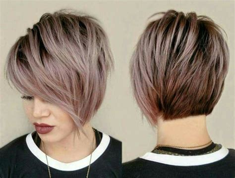 87  Latest Short Hairstyles 2017 For Ladies   Sassy Short