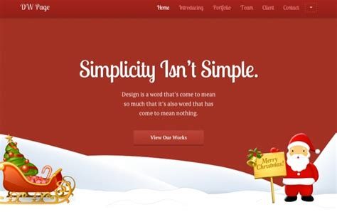 christmas themes wordpress 6 festive wordpress themes for christmas managewp
