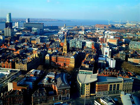 And The City The by Liverpool City Wallpaper Weneedfun