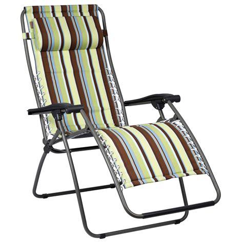 Chaise Longue Pliante by Chaise Longue De Jardin Design En Image