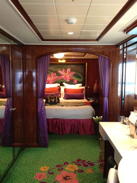 norwegian cruise address norwegian gem haven family suite master bed room yelp