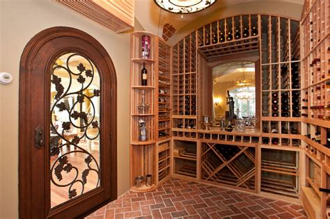 building wine cellars with joseph curtis home wine cellars building wine cellars with joseph curtis