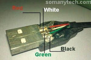 usb wiring diagram micro usb pinout  images sm tech