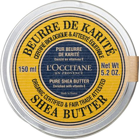 Loccitane Fairtrade Shea Butter Hippyshopper by Buy Cheap Butter Compare Skincare Prices For Best Uk Deals