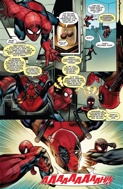 Anti Gores 2 X One Ultimate why getting webbed by spidey can be bad for your health