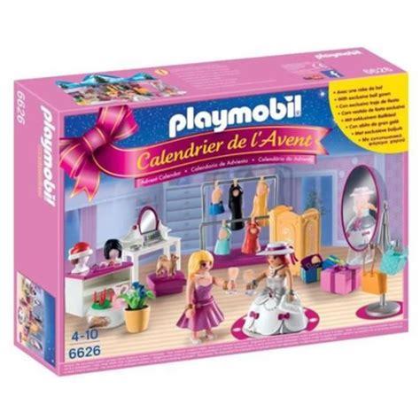 playmobil 6626 calendrier de l avent quot loge d artiste