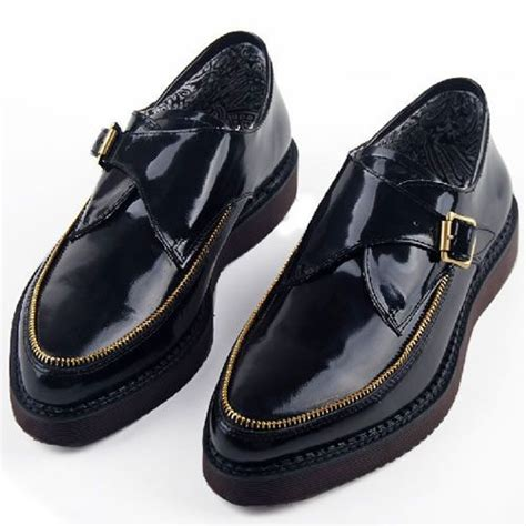 black italian loafers black italian leather casual dress moccasins loafers shoes