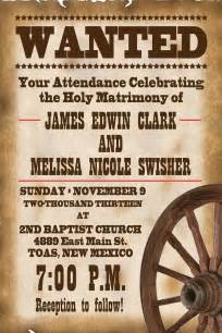 cowboy invitation template 25 best ideas about western invitations on