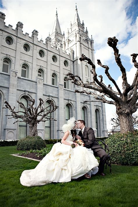 Salt Lake City Temple Wedding! (Utah Wedding Photographer