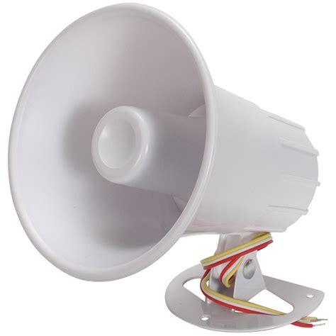 alarm siren 5 quot 115 db 12 vdc