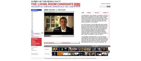 the livingroom candidate the living room candidate ad maker on the livingroom