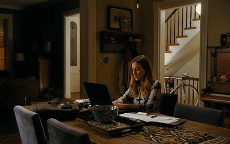 sarah jessica parker house sarah jessica parker in the idkhsdi dining rm hooked on houses