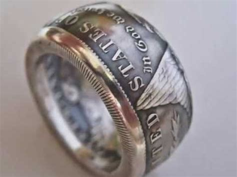 how to make jewelry out of coins 17 best ideas about coin ring on metal