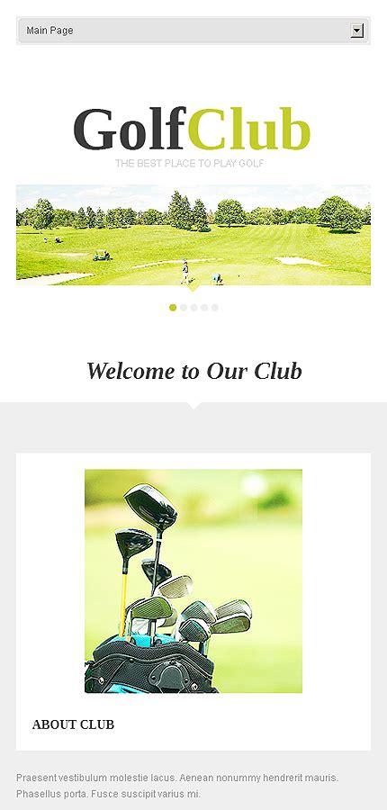 themes wordpress golf golf club wordpress theme 46546