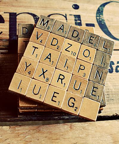 ideas for scrabble tiles potentially beautiful