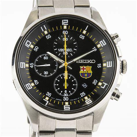 Seiko Barcelona Sndd23p1 seiko kwarts chrono horloge sndd23p1 f c barcelona