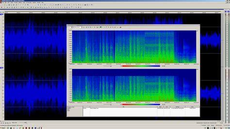 spectrum mp3 spectrum probe wav vs mp3 probe spectrum vs wav