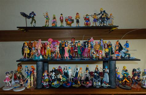 japanese collection anime figures steviekun foto in japan