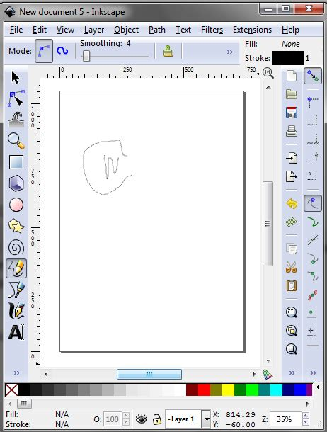 inkscape engraving tutorial generating a engraving g code using inkscape step by step