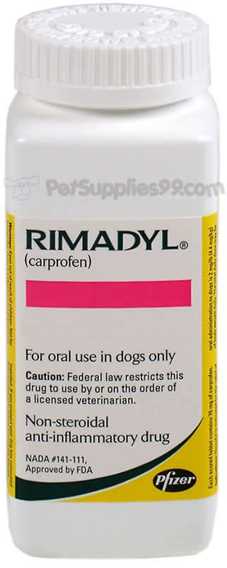 rimadyl for dogs side effects rimadyl