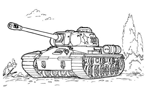 Free Printable Army Coloring Pages For Kids Army Tank Coloring Page