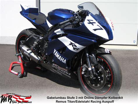 Yamaha Motorrad Ps by Umgebautes Motorrad Yamaha Yzf R6 Von Mb Bike Performance