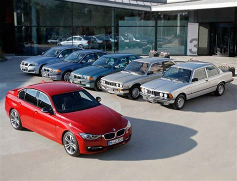 Bmw 3er Historie by The Complete Bmw 3 Series Generations And History