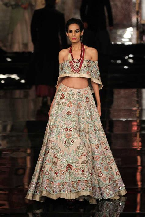 Top It New Year Trend Couture In The City Fashion by Manish Malhotra At India Couture Week 2016 Vogue India