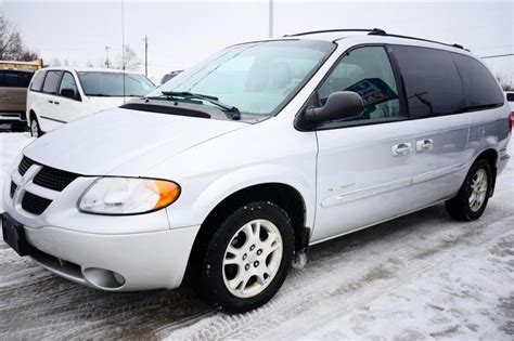 how things work cars 2001 dodge caravan electronic valve timing dodge grand caravan awd for sale used cars on buysellsearch